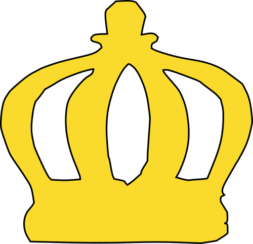 crown king queen