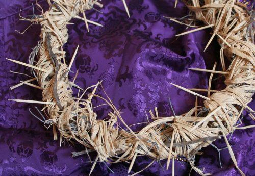 crown of thorns jesus crucifixion