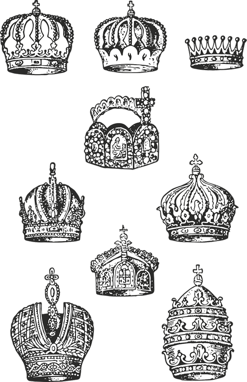 crowns  crown  jewels