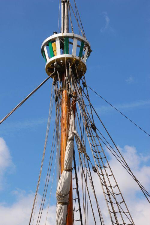varna lizdas,buriuotojas,stiebas,lizdas,valtis,laivas,buriu,takelažas,lynai,buriavimas,jūrinis,karinis jūrų laivynas,laivas,medinis,senas,aukštas,navigacija,vintage,dangus,spręsti,jūrų,burlaivis,transportas,jūrų,saugokis,viršuje,nuotykis,lipti,nepastebėti