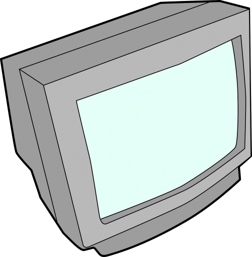 crt monitor monitor screen