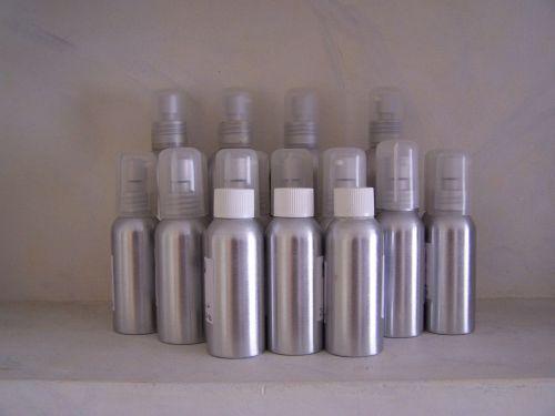 crucible bottles cosmetics