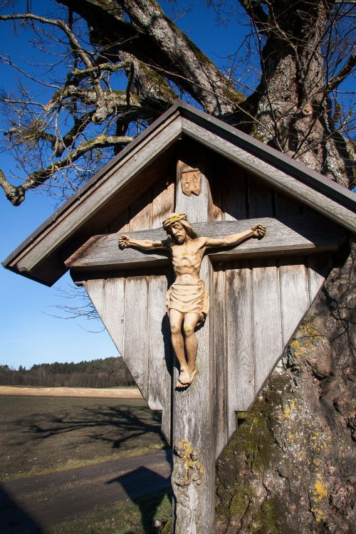 crucifix cross wayside cross