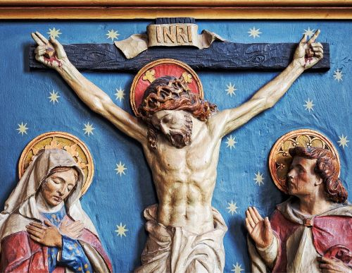 crucifixion christ cross