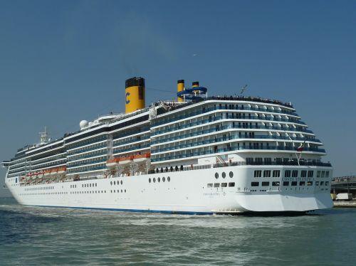 cruise ship mediterranean sea