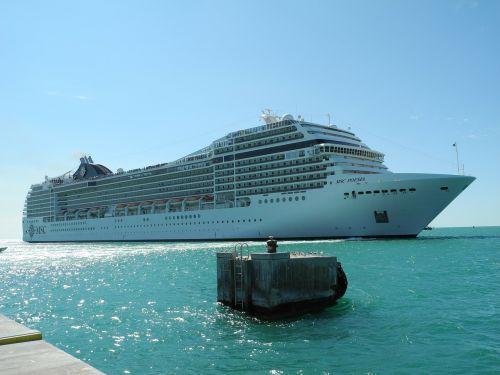 cruise ship shipping
