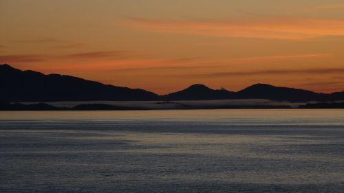 cruise sunrise morgenrot
