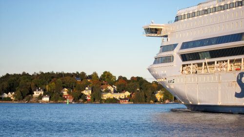 cruise ship archipelago scandinavia