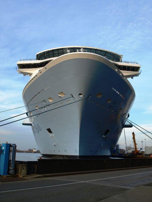 cruise ship ozeanriese anthem of the seas