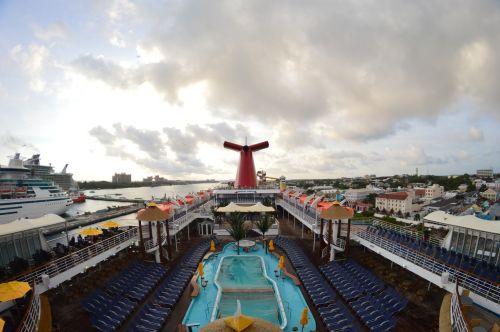cruise ships carnival travel