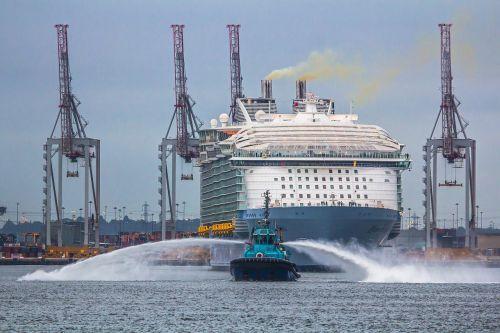 cruiser harmony of the seas southampton