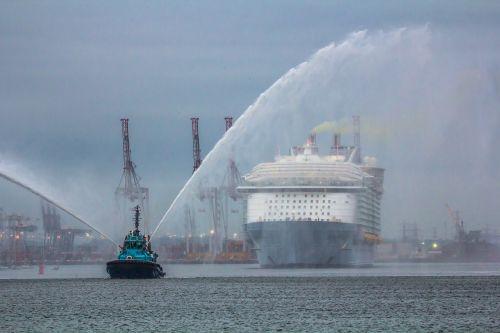 cruiser harmony of the seas port