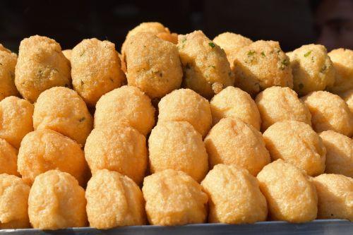 crunchy moong dal fritters ram laddu popular street food