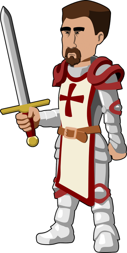 crusader armour fighter