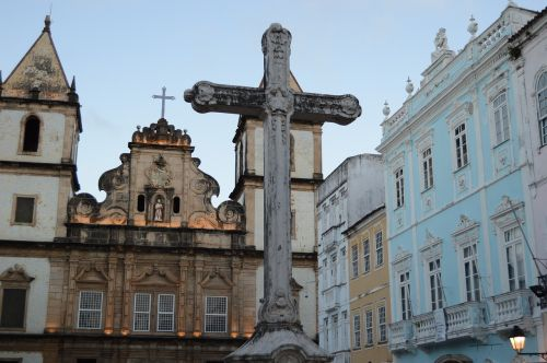 cruz church bahia