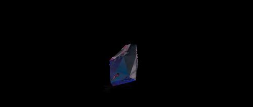 crystal rainbow color