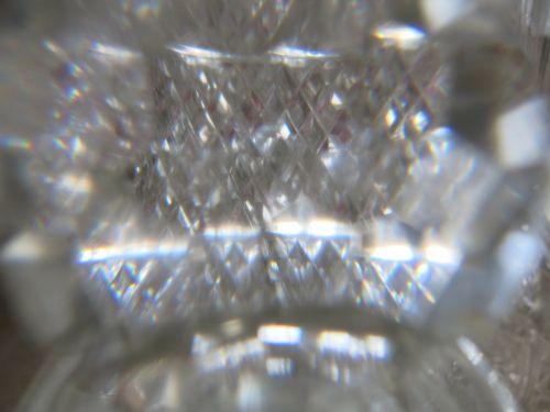 crystal refraction light