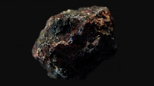 crystal asteroid stone