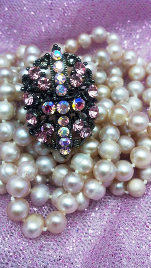 crystal pearl freshwater