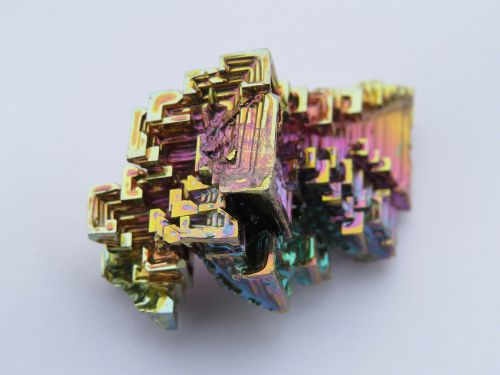 crystal mineral iridescent