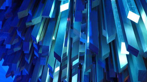 crystal crystals blue