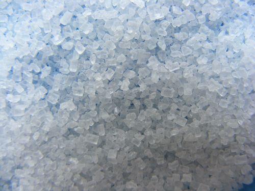 crystal flavor sugar