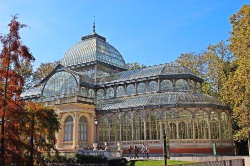 crystal palace removal parque del retiro