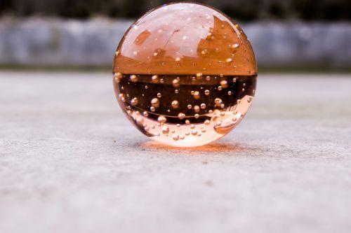 crystalball still object