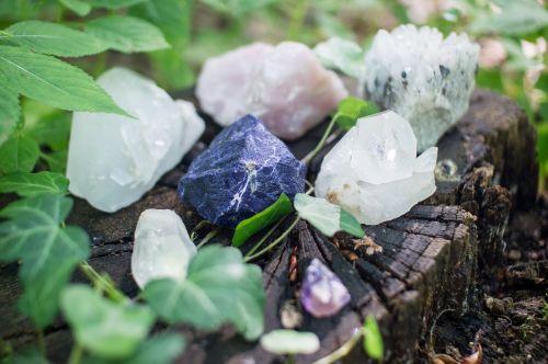 crystals stones healing