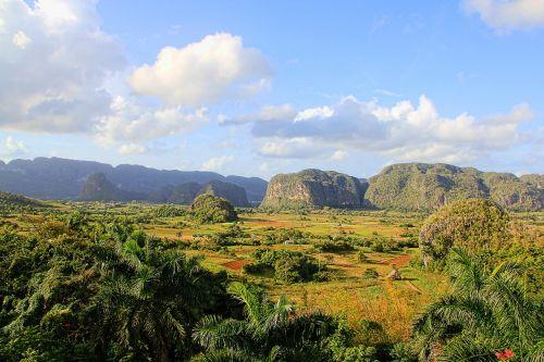 cuba landscape viñales valley