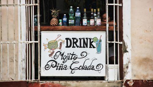 cuba cocktail sale