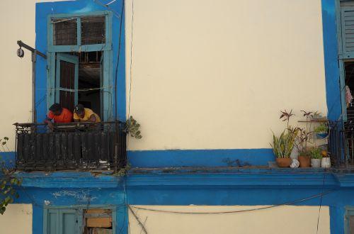cuba havana workers