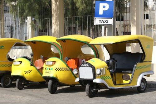 cuba havana taxi