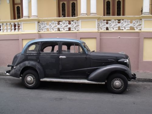cuba old cars havana
