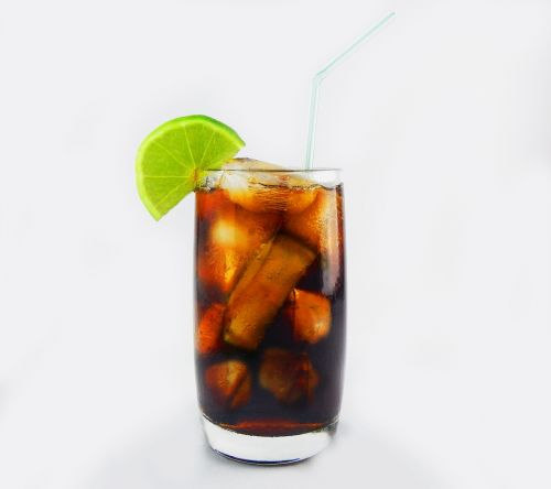 cuba libre drink ron