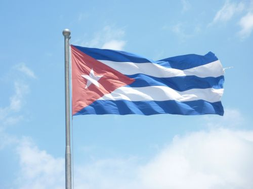 cuban flag cuban flag