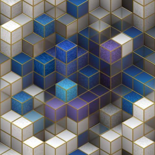 cube cubic design