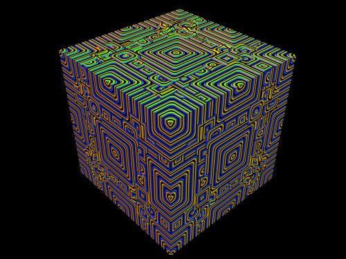 cube math 3d