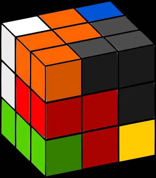 cube building blocks tetris