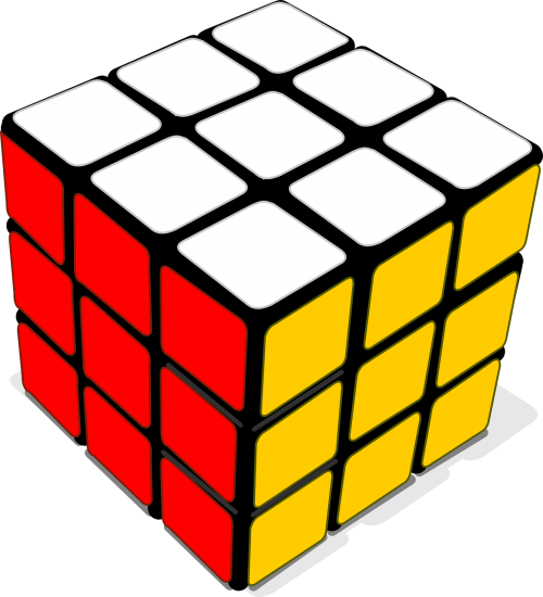 cube game cubix