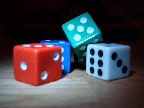 cube gambling eye numbers