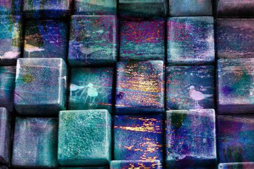cubes squares blocks