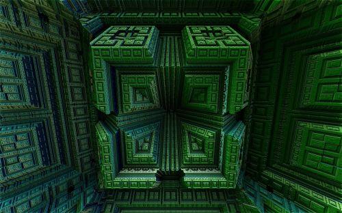 cubic squares bricks