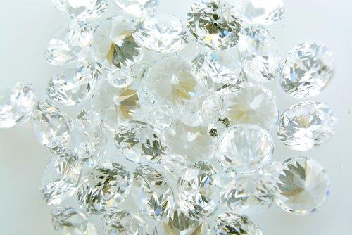 cubic  gem  gemstone