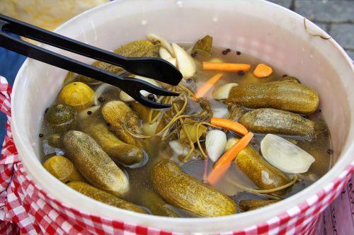 cucumbers rychlokvašky sour pickles
