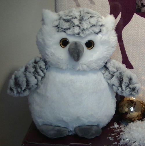Cuddly Toy Owl
