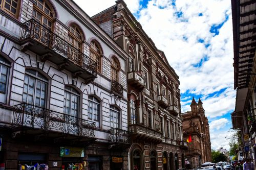 cuenca ecuador architecture city