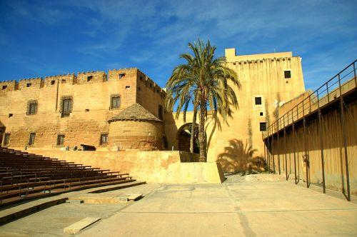 cuevas de almazora castillo del marqués de los ethan andalusia