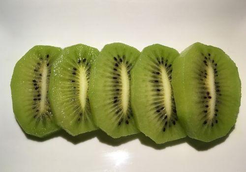 cuixiang kiwi zhouzhi kiwi green heart kiwi slices