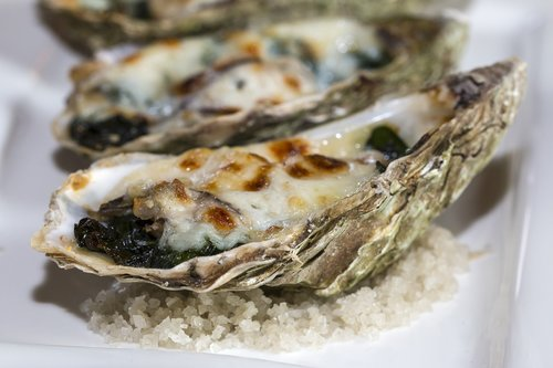 culinary  rockfeler  oyster
